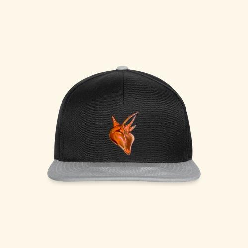 sharp heart - Snapback Cap