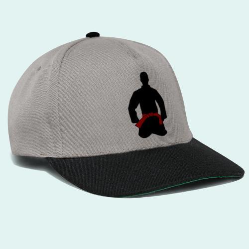 Judo Braungurt - Snapback Cap