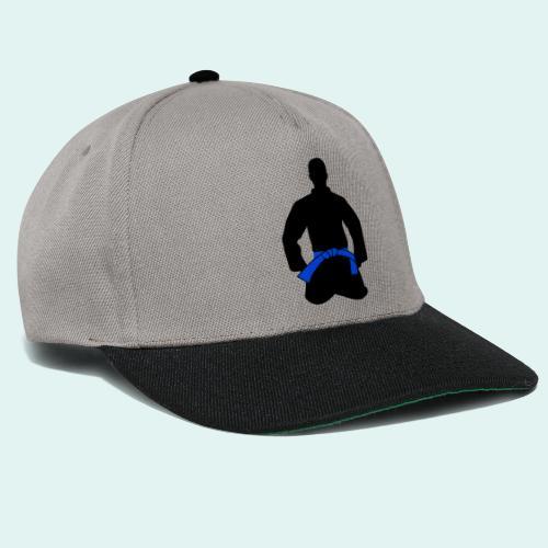 Judo Blaugurt - Snapback Cap