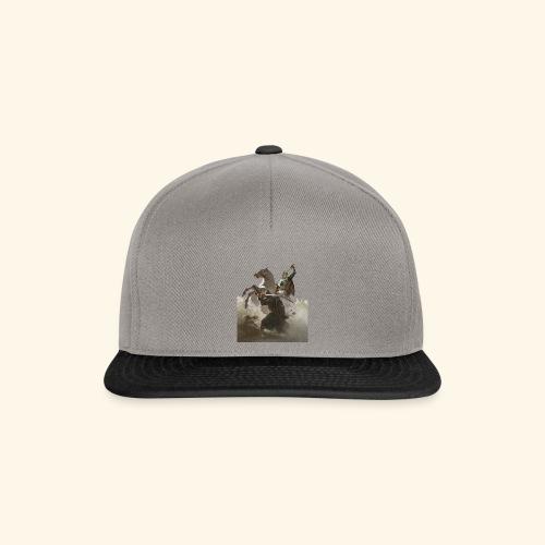 skenderbeu shpata 1 - Snapback Cap
