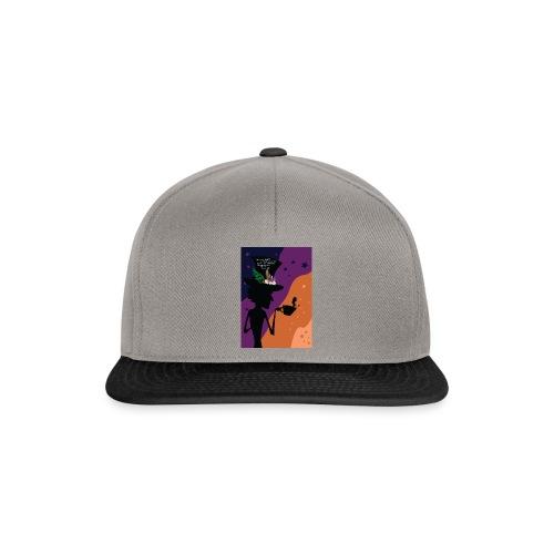 mad hatter - Snapback-caps