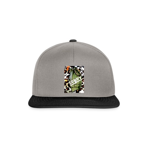 Sorry grenade - Snapback cap