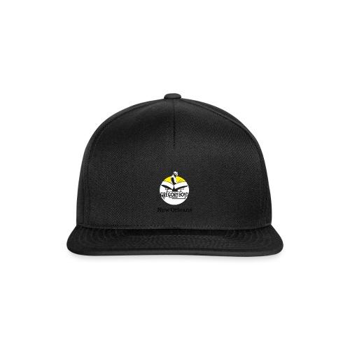 URBAN ISLAND GEAR / NEW ORLEANS STYLE - Snapback Cap