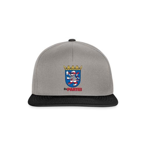 partei hessen wappen - Snapback Cap
