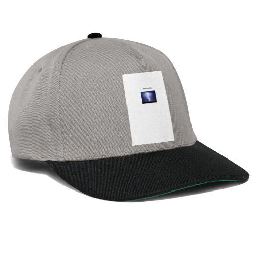 Blitz Einschlag - Snapback Cap