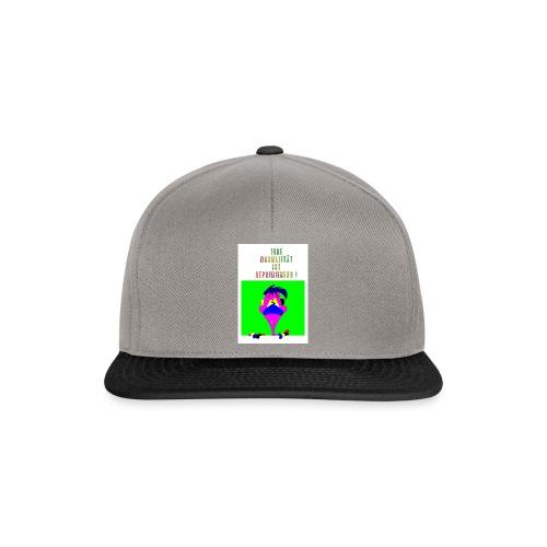 NORMALT - Snapback Cap