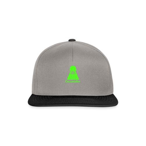 Crossminton Speeder - Snapback Cap