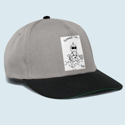 Pupy: summer time! - boy - Snapback Cap