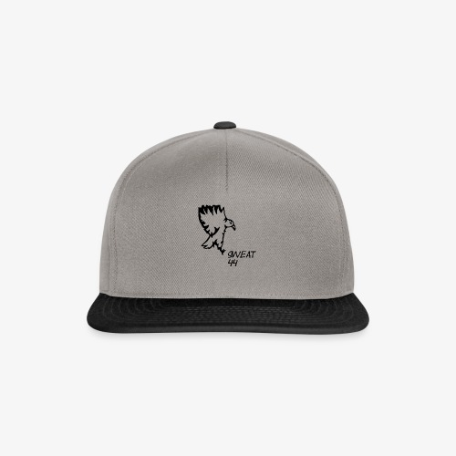 Sweat on my Lvl 44 - Snapback Cap