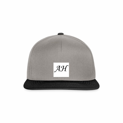 ah - Casquette snapback