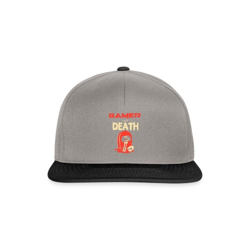 Gamer until Death - Snapback Cap