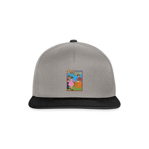 Sell your soul - Verkauf Deine Seele - Snapback Cap