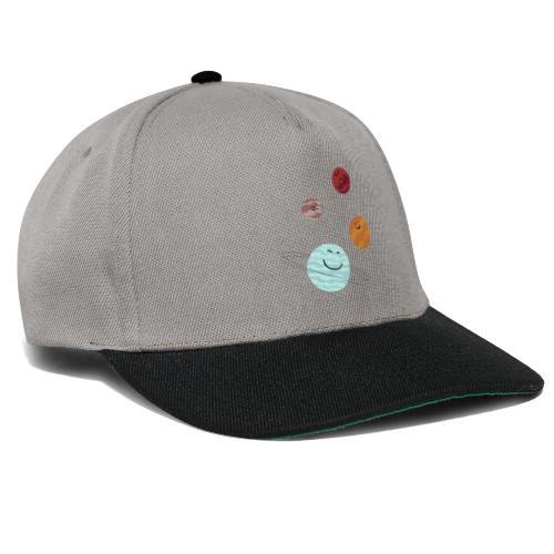 planeten - Snapback cap