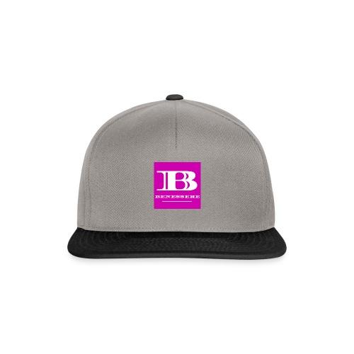 B - Snapback Cap