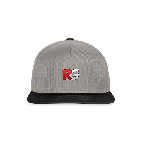 jongens shirt met een (v half) - Snapback cap