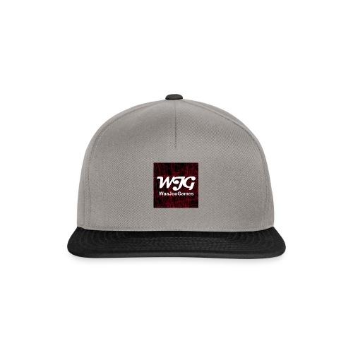 T-shirt WJG logo - Snapback cap