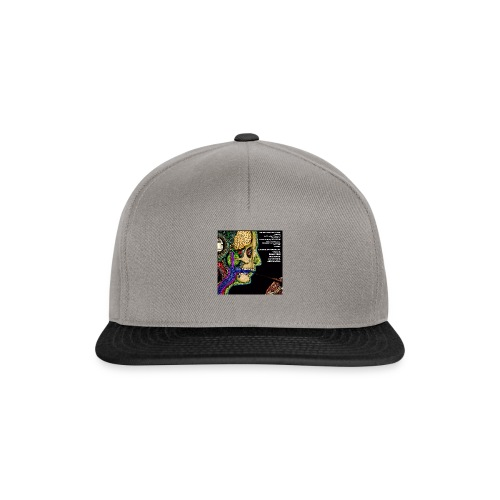 OFFICIAL UNRAVELLING COSMIC CIRCUS MERCHANDISE - Snapback Cap