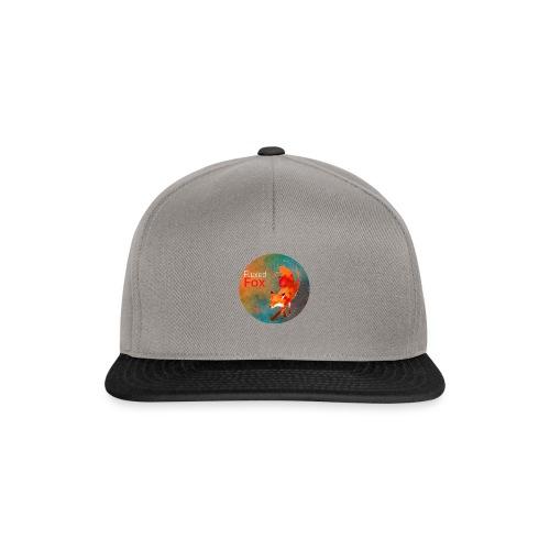 FluxedFoxOffical - Snapback Cap
