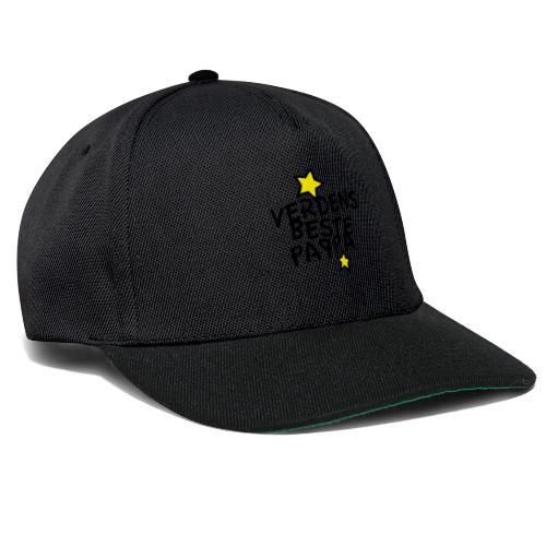 Verdens beste pappa - Snapback-caps
