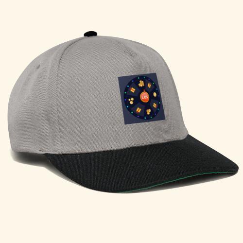 Glücksrad - Snapback Cap