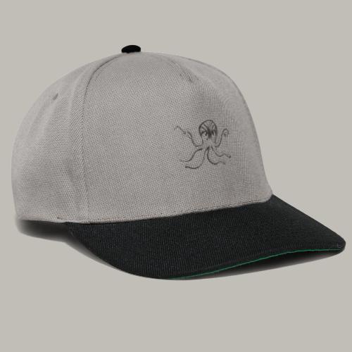Black Octopus - Casquette snapback