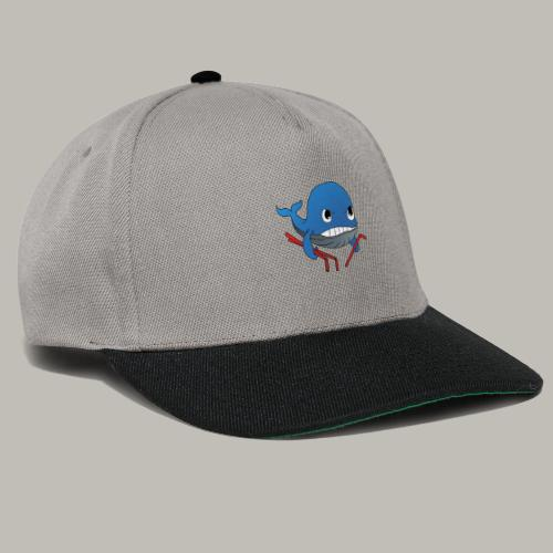 Whaly color - Casquette snapback