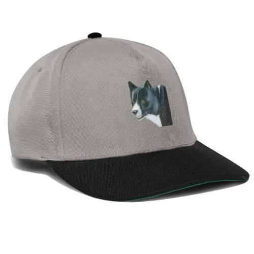 karelian beardog - Snapback Cap