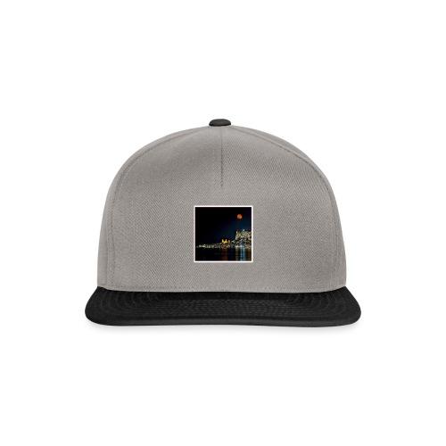 Cefalù di Notte - Snapback Cap