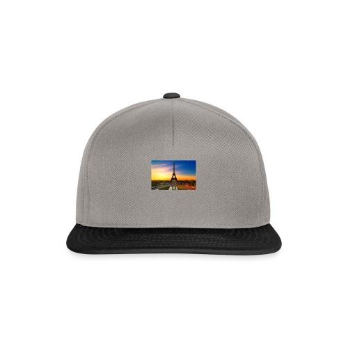 Eiffelturn - Snapback Cap