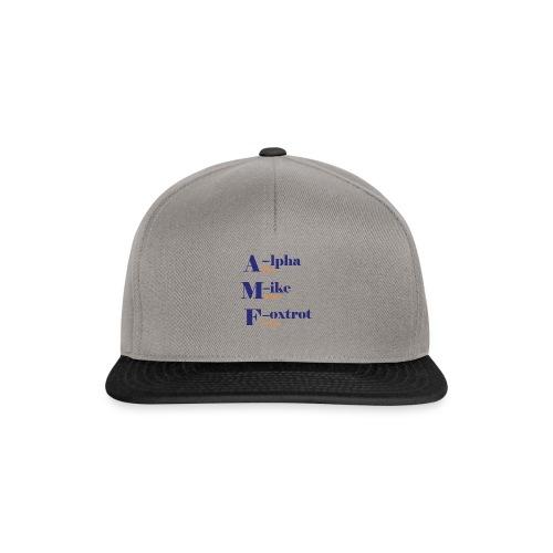AMF - Snapback Cap