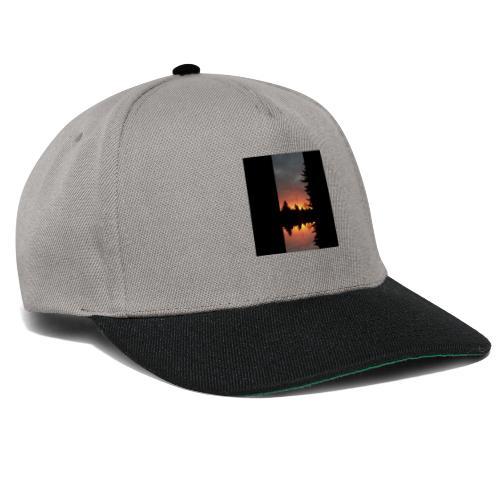 Morgenrotdrama Small - Snapback Cap