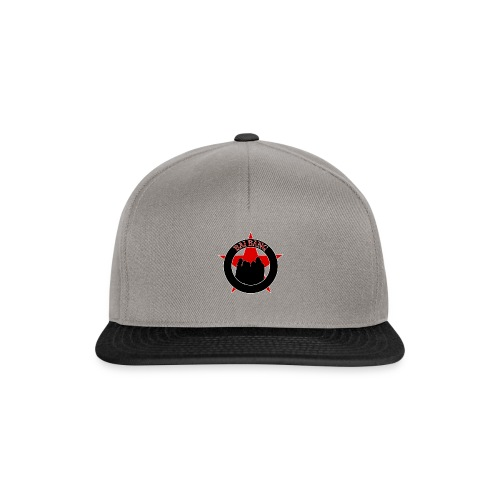 ryggtavla2 - Snapback Cap