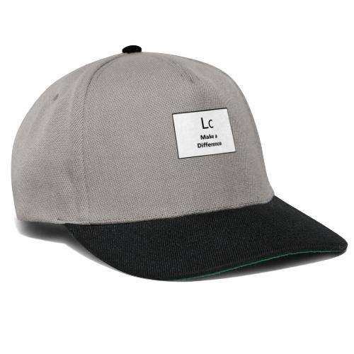 LC make a difference - Snapback Cap