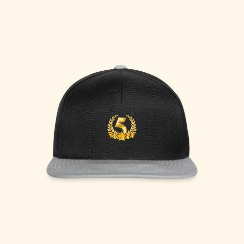 Fünf-Stern 5 sterne - Snapback Cap