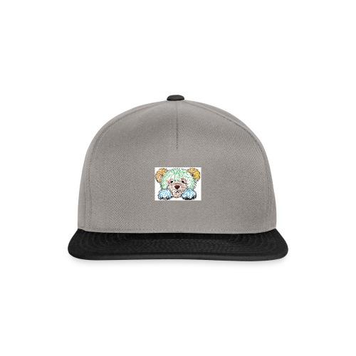 spray bear - Snapback Cap
