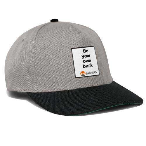 Monero - Snapback Cap