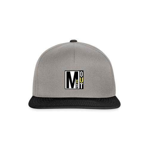 MXDOUT Square Logo - Snapback Cap