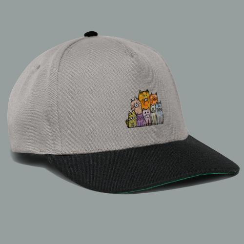 Katzenbande - Snapback Cap