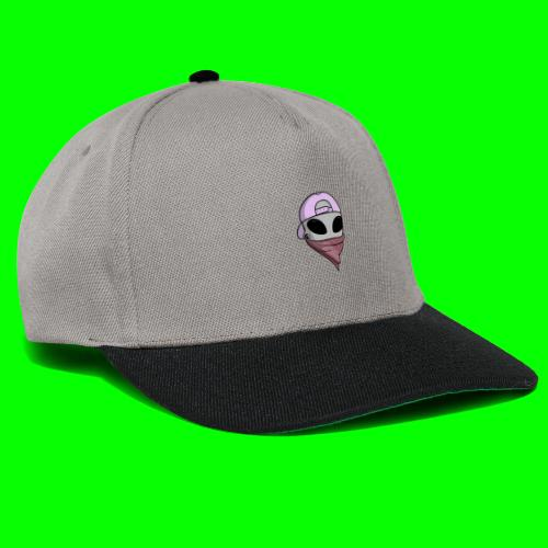gangsta alien logo - Snapback Cap