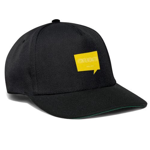 Sinti Lives Matter - Snapback Cap