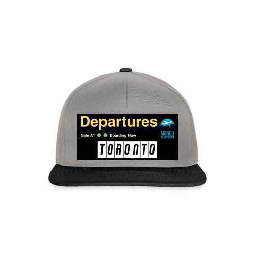 TORONTO png - Snapback Cap