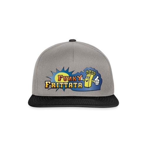 FF_Logo_Var01 HiRes - Snapback Cap