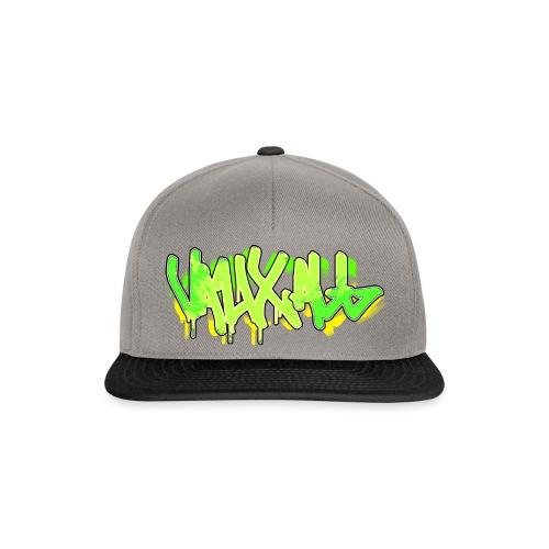 Graffiti | GREEN - Snapback Cap