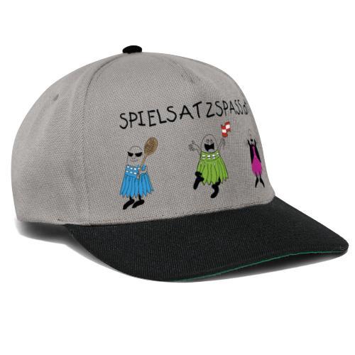 spielsatzspass.at - Snapback Cap