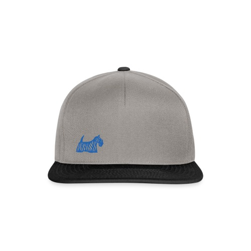 Founded in Scotland logo - Snapback Cap