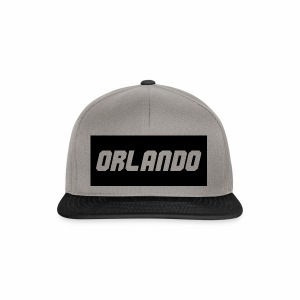 Orlando-Merch - Snapback-caps
