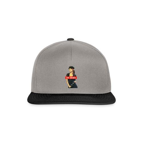 Woman Cop - Snapback Cap