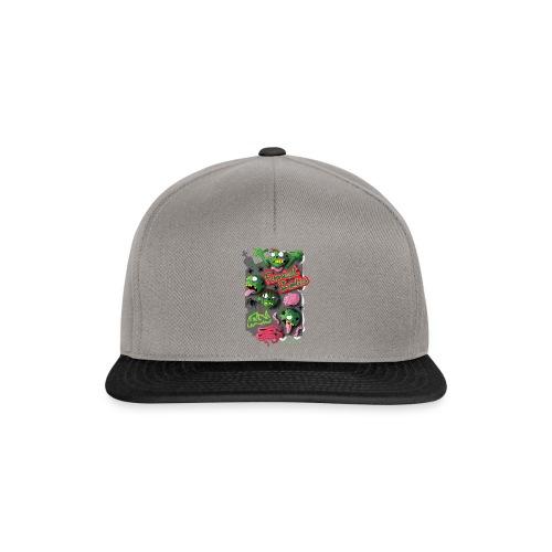 Zombie Graffiti - Snapback Cap