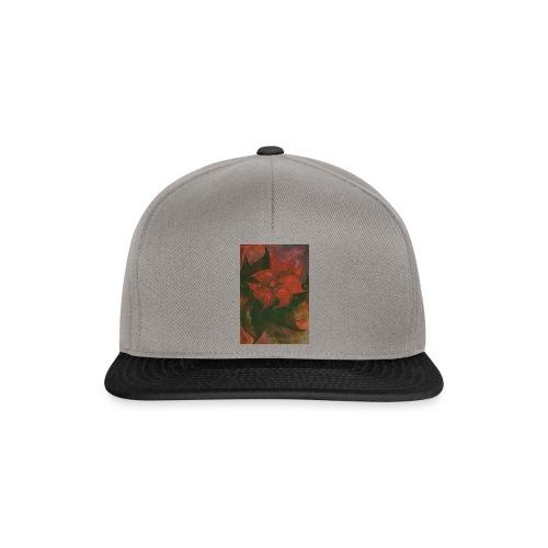 Flower 6 - Czapka typu snapback