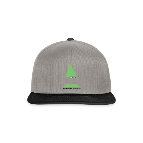 Not all heroes wear capes Cup - Snapback Cap